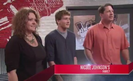 Nicole Johnson - Mr. Know It All (The Voice Blind Audition)