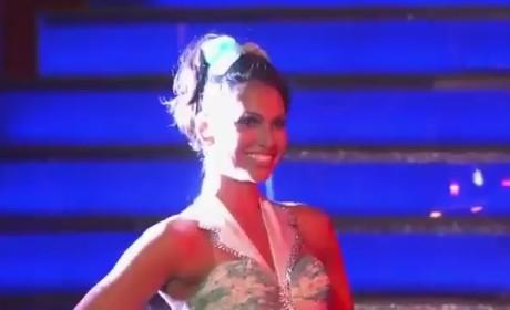 Melissa Rycroft - Dancing With the Stars Week 2