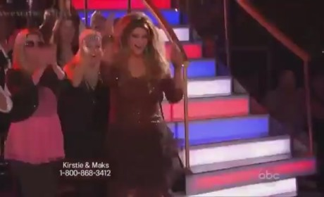 Kirstie Alley - Dancing With the Stars Week 3