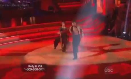Kelly Monaco - Dancing With the Stars Week 3