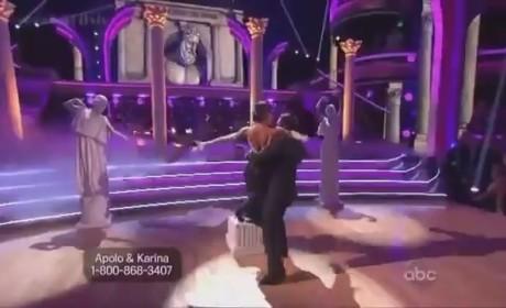 Apolo Anton Ohno - Dancing With the Stars Week 3