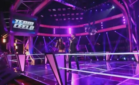 Cody Belew vs. DOMO - Telephone (The Voice Battle Round)