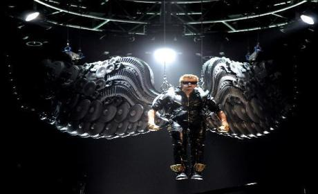 Justin Bieber Concert Intro