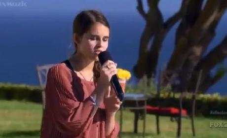 "Carly Rose Sonenclar Breaks Through with ""Broken Hearted"""