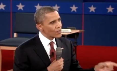 Presidential Debate Reactions: Celebs Sound Off on Obama-Romney Part 2