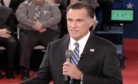 Binders Full of Women: Romney Debate Explodes Into Internet Meme