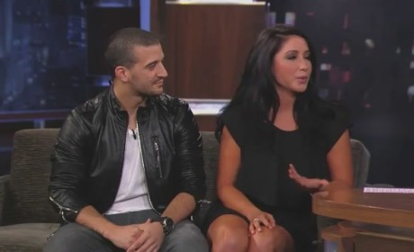 Jimmy Kimmel Apologizes to Bristol Palin For Mom Jokes (Not Really)