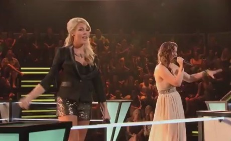 The Voice Recap: Wide Awake and a Good Time