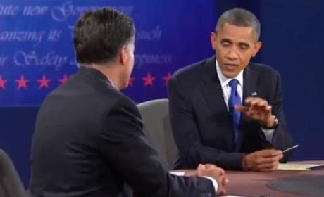 Third Presidential Debate 2012: Obama vs. Romney