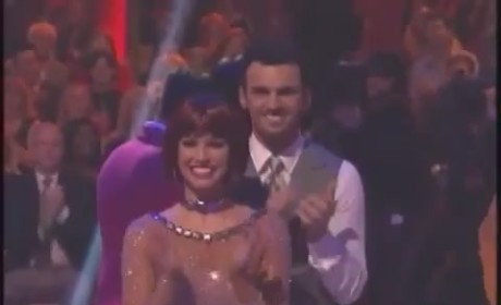 Melissa Rycroft - Dancing With the Stars Week 5