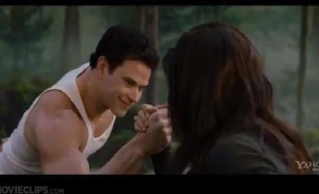 Breaking Dawn Part 2 Clip