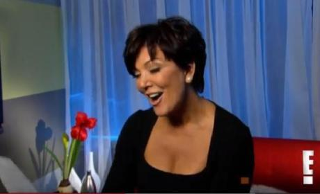 Kris Jenner Address Kim Kardashian Engagement Rumors
