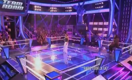 Amanda Brown vs. Michelle Brooks-Thompson