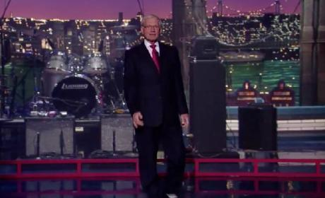 Jimmy Fallon and David Letterman Go Audience-Free in Wake of Sandy