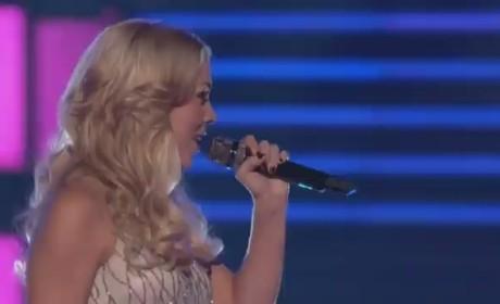 Liz Davis - Independence Day (The Voice)