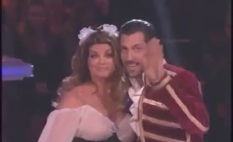 Kirstie Alley - DWTS Week 7