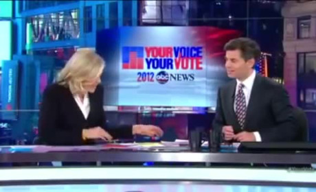 Diane Sawyer: Drunk During ABC Election Night Coverage?