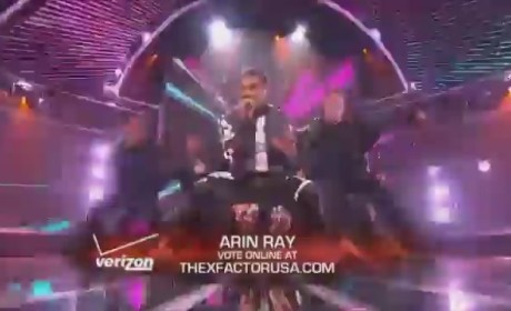 "Arin Ray - ""American Boy"""