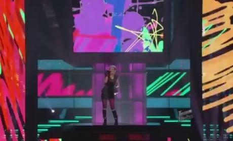 Michaela Paige - Blow Me One Last Kiss (The Voice)