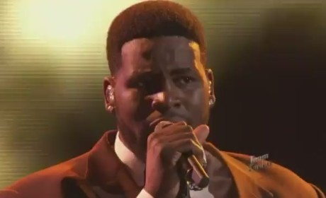 Trevin Hunte - When a Man Loves a Woman (The Voice)
