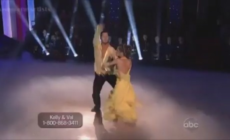 Kelly Monaco - Dancing With the Stars Week 7