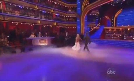 Shawn Johnson - Dancing With the Stars Week 7