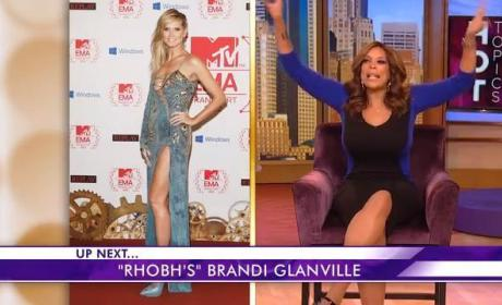 Wendy Williams Slams Heidi Klum