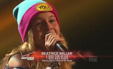 "Beatrice Miller - ""Time After Time"""