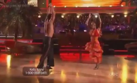 Kelly Monaco - Dancing With the Stars Semifinals (Flamenco)