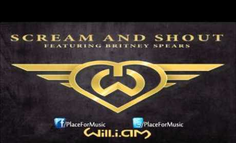 Scream and Shout: Britney Spears william Track Leaks!