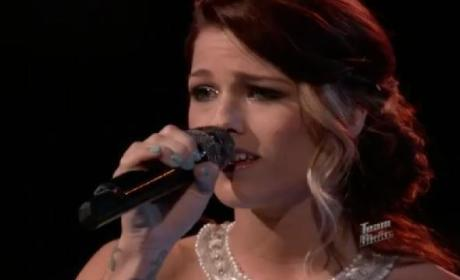 The Voice Recap: Cassadee Pope, We're Not Over You