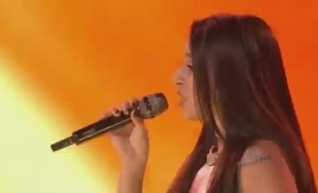 Sylvia Yacoub - Girl On Fire (The Voice)