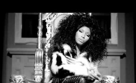 "Nicki Minaj Releases Music Video for ""Freedom"""