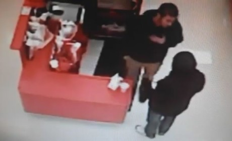 Katt Williams Slaps Target Employee in the Face
