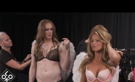 Sh!t Victoria's Secret Models Say: Backstage With a Fallen Angel