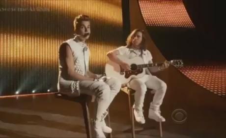 Justin Bieber Victoria's Secret Fashion Show Performance