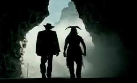 The Lone Ranger Movie Trailer