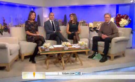 Today Show Anchor Retires: Mike Leonard Signs Off After 32 Years
