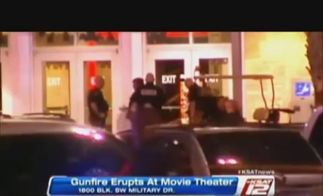Armed, Off-Duty Cop Prevents San Antonio Movie Theater Shooting