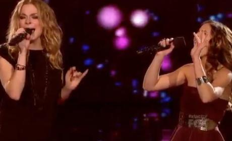 LeAnn Rimes: Drunk on The X Factor?!