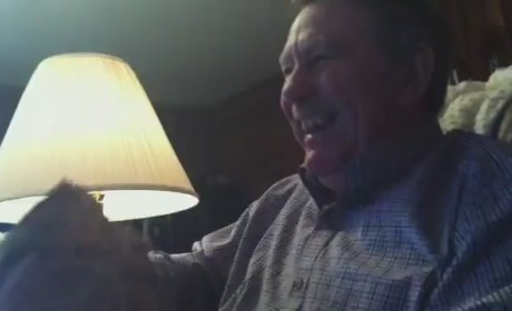 Man Receives BCS National Title Game Tickets for Christmas, Sobs Uncontrollably