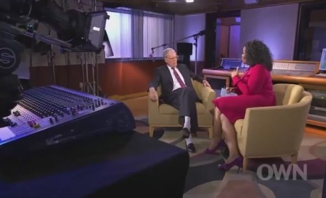 David Letterman Oprah Interview - on Jay Leno