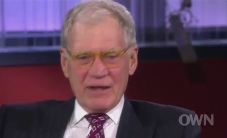 David Letterman Oprah Interview - Sex Scandal