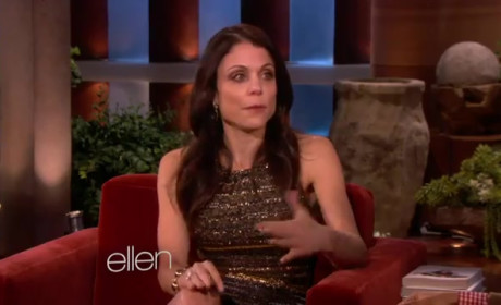 Bethenny Frankel on Ellen: Divorce Interview