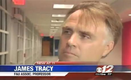 James Tracy Newtown Conspiracy Theory