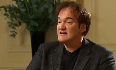 Quentin Tarantino Explodes at Reporter
