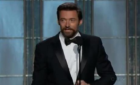 Hugh Jackman on Flu Shots: Who Needs 'Em!