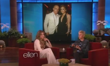 Jennifer Lopez Speaks on Ben Affleck