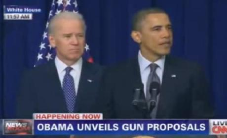 Obama Gun Control Speech