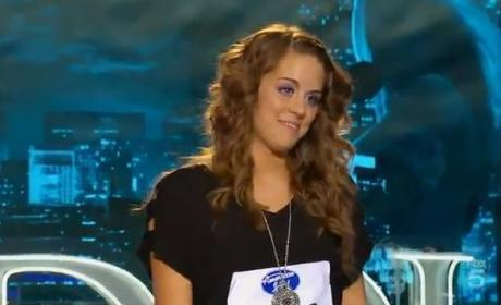 Angela Miller - American Idol Audition